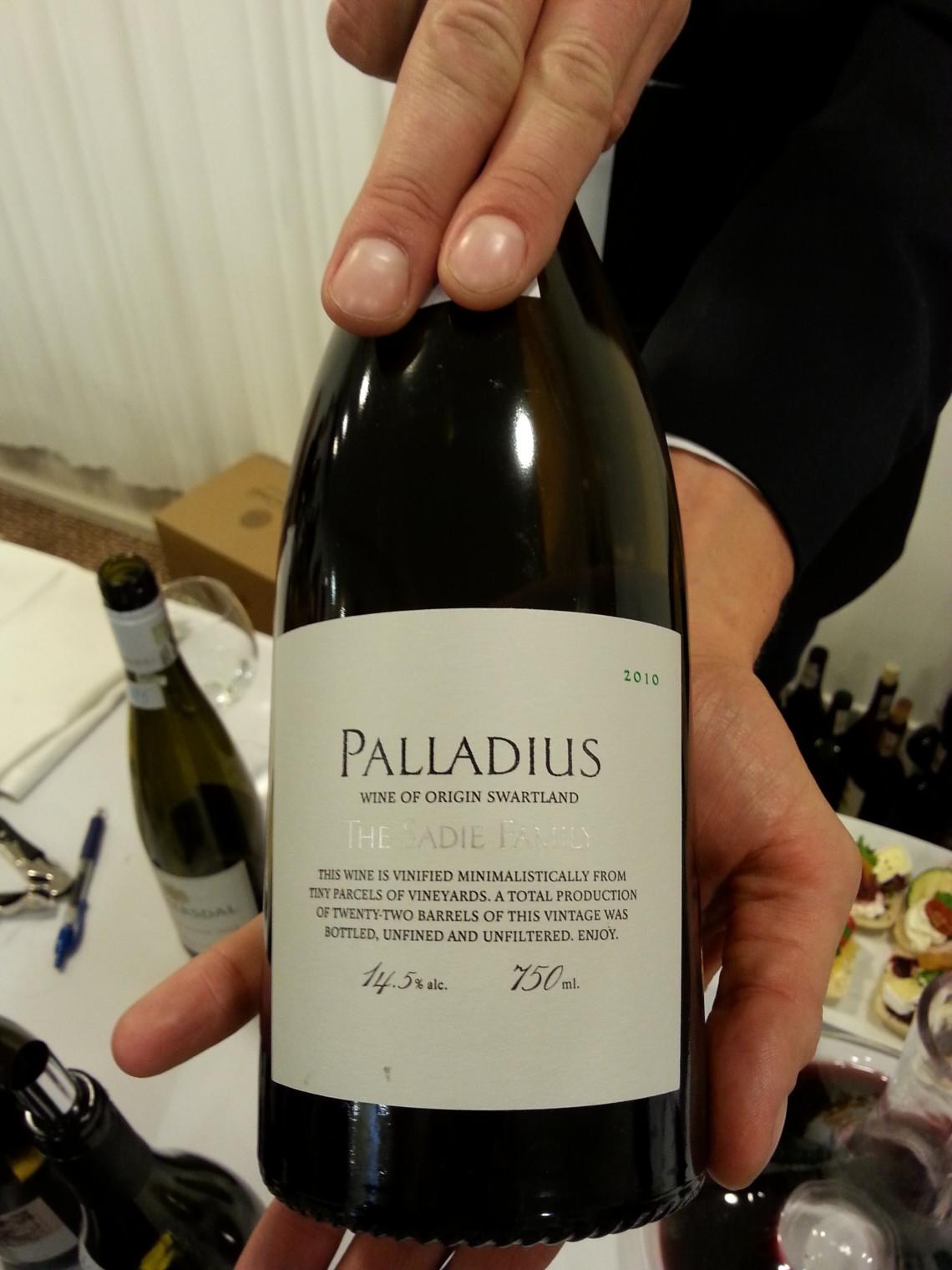 Butelka Palladius
