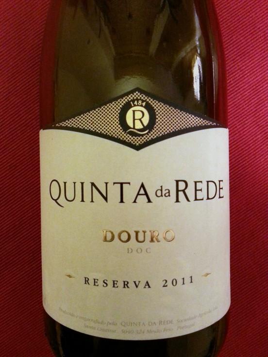 Butelka Quinta da Rede Douro Reserva