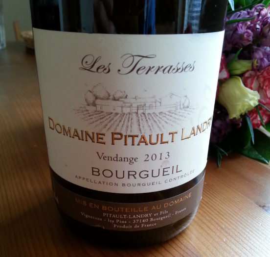 Domaine Pitault Landry Bourgeuil