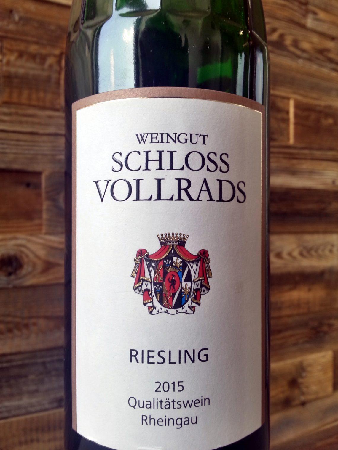 Schloss Vollrads Riesling