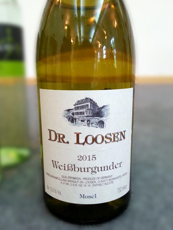 Dr. Loosen Weissburgunder