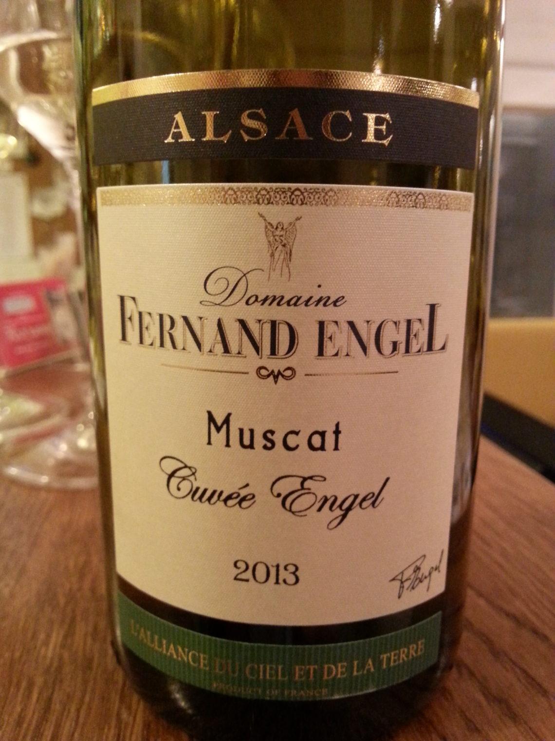 Muscat Fernand Engel